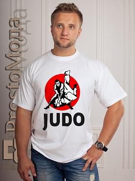 Футболки Дзюдо